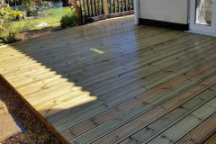 decking installation Wimborne