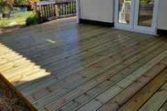 decking installation Wimborne