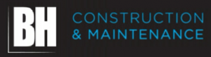 BH Construction Logo