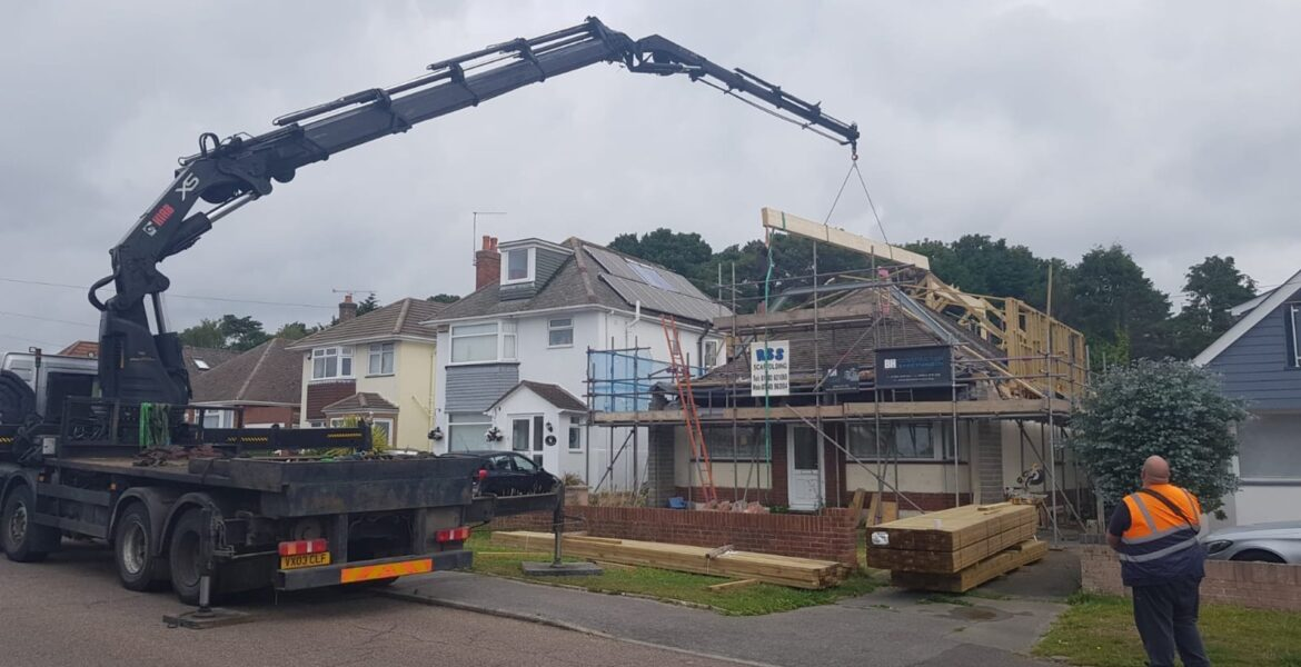 Loft Conversion and House Extension Poole
